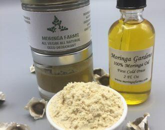 Moringa Seed Deodorant